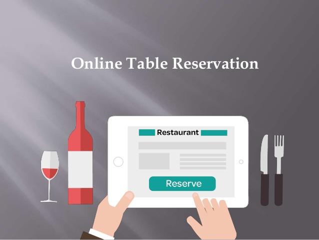jRestaurant Point Of Sale Online Table Reservation